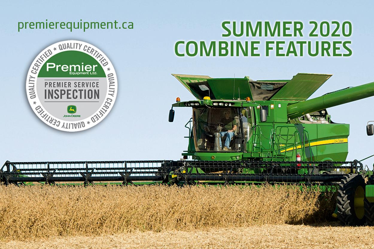 Summer Combine Features